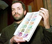 Роберт Калина (Robert Kalina) дизайнер банкнот