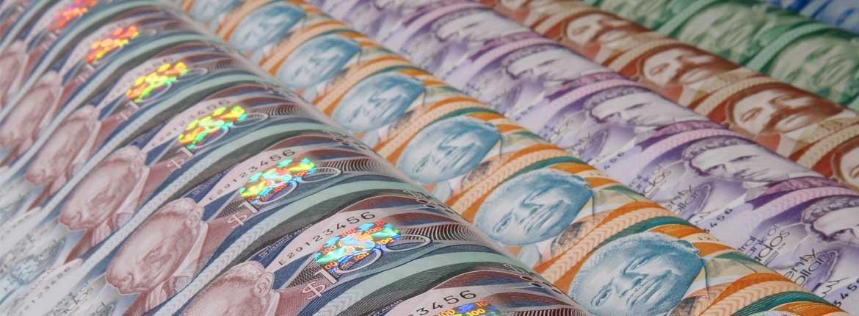 De La Rue фабрика банкнот