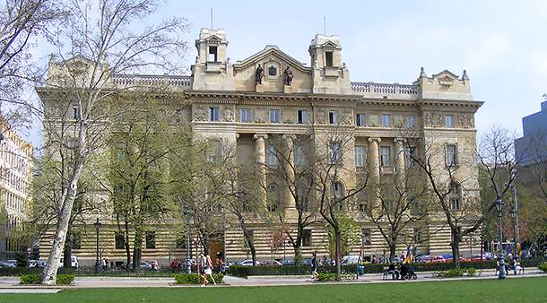 Magyar Nemzeti Bank Building