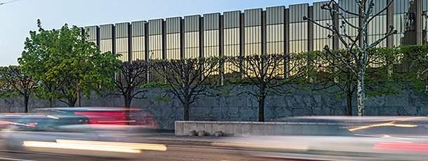 Здание Национального банка Дании