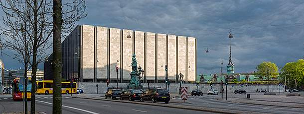 Building of Danmarks Nationalbank