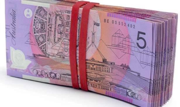 Новые банкноты Австралии
